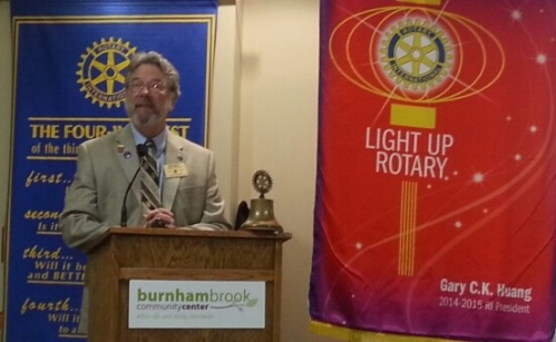 Bob Small District Governor